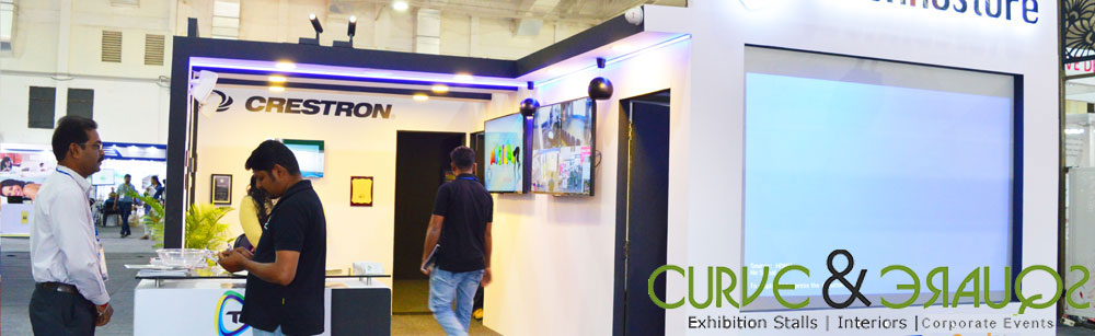 Exhibition Stall Arrangements : Number one exhibition stall coimbatore exhibition stall design